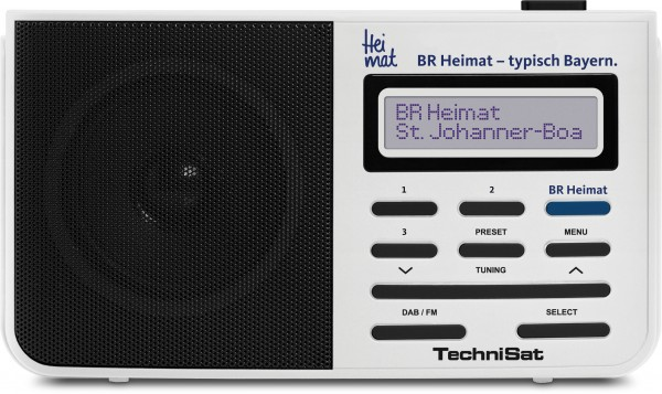 TechniSat DigitRadio 210 BR Heimat Edition