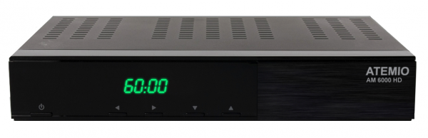 Atemio AM 6000 HD Singel SAT E2 Receiver
