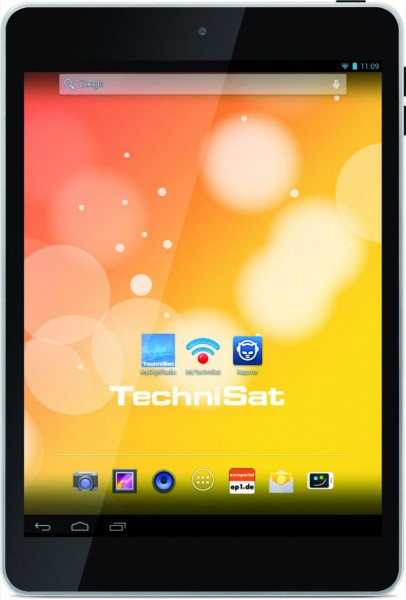 TechniSat TechniPad Mini 16GB 7,85 Zoll/19,90 cm Tablet
